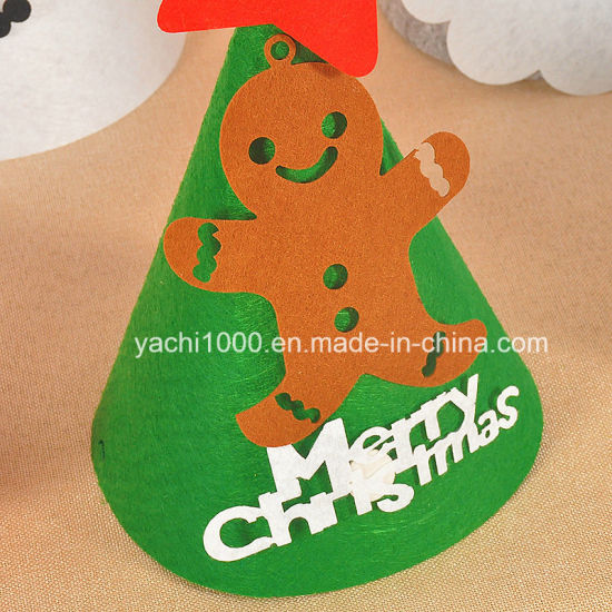 Wholesale Promotional Gift Plush Christmas Tree Decoration pictures & photos