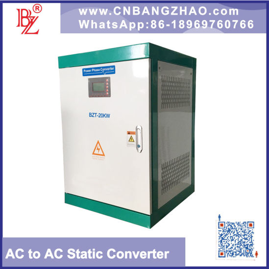 China Low Frequency Transformer 120/240VAC to 230/400VAC 3