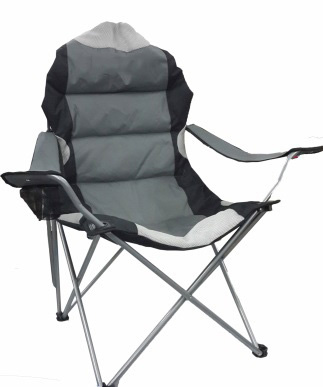 Luxury Garden Folding Chair with Padded Seater pictures & photos