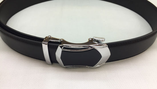 New Fashion Men′s Genuine Leather Belts Strap pictures & photos