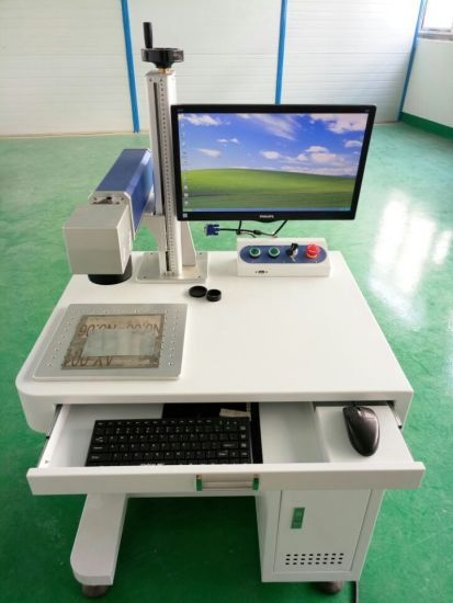 20W Laser Marking Machine for Metal pictures & photos