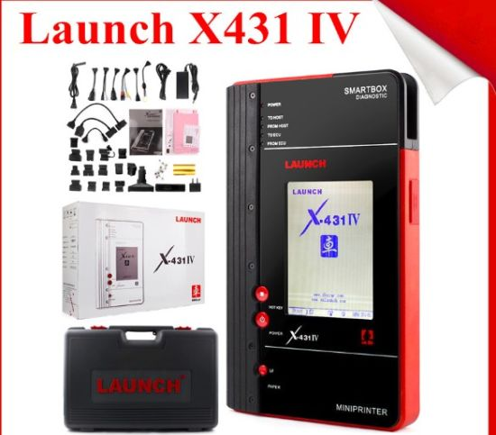 Launch X431 IV Master Gx3 Auto Diagnostic Tool pictures & photos