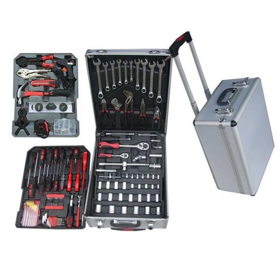 186PCS 112PCS 39PCS Wholesale Mechanic Professional Mechanical Kit Tools Hand Tools