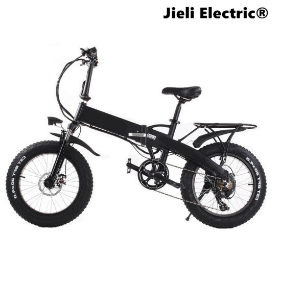 20*4.0 Fat Tire 48V 350W Lithium Power Pedal Assisted Throttle Drive Ebike