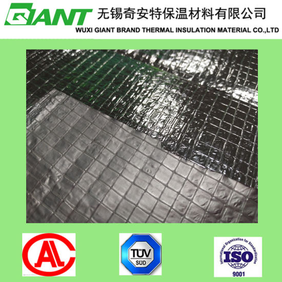 Film or Foil Coated with Mesh for Construction pictures & photos