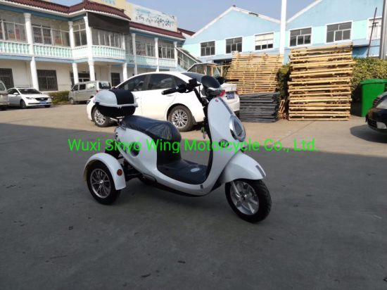 Best Quality & Best Price Electric Tricycle & Three Wheel Scooter & E-Scooter