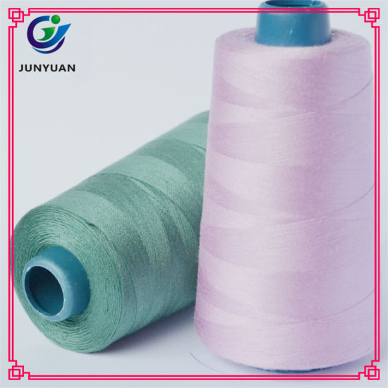 Different Type Mercerized Cotton Threads for Sewing 100% Cotton Yarn