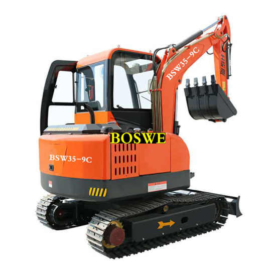 New Mini Hydraulic Excavator Machinery for Sale