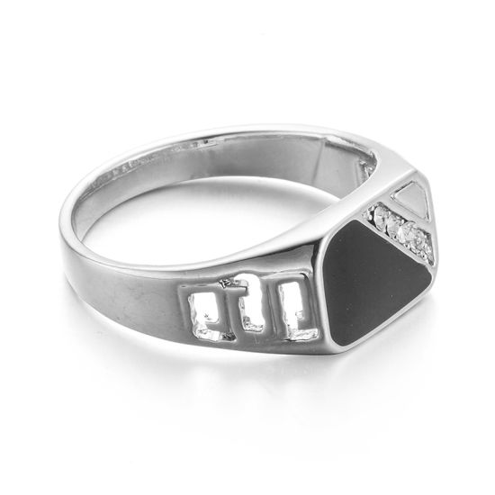 VAGULA Vintage Silver Men′s Ring Fashion Male Ring pictures & photos