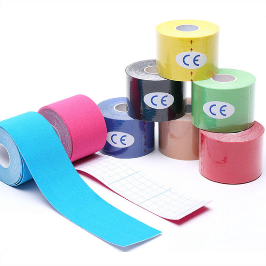 Kinesiology Tape Sport for Personal Care pictures & photos