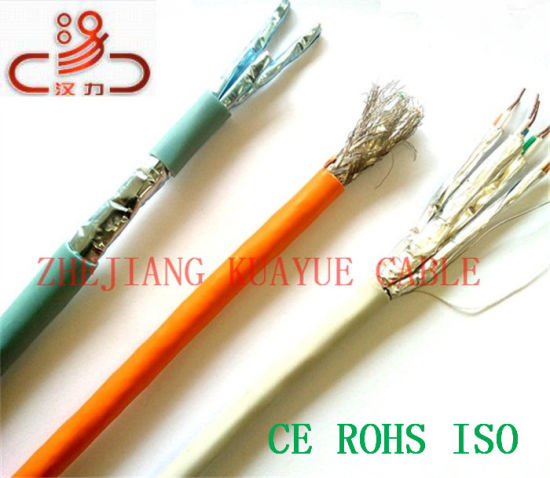 Data Cable 305m STP Cat7 Network Cable pictures & photos