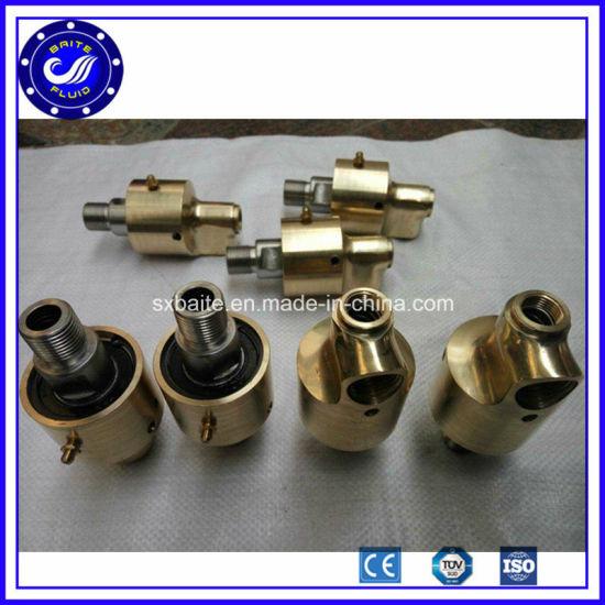 Copper Hydraulic Swivel Joint Hydraulic Rotary Union