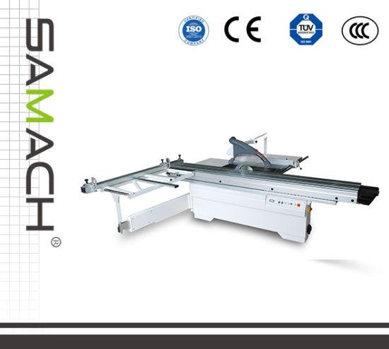 Rtj45D Slide Table Woodworking Machine Sliding Beam Saw