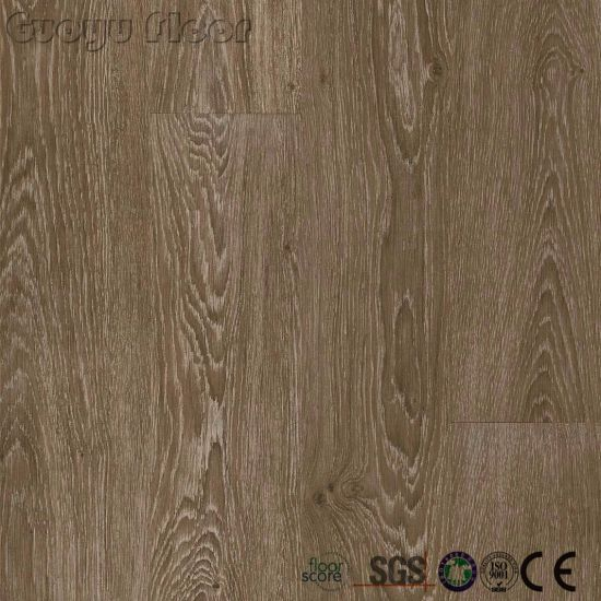 China Waterproof Wood Self Stick Vinyl Floor Tile China Vinyl