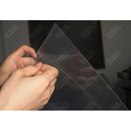 3D Plastic Sheet with Glue