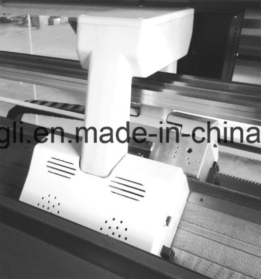 14 Gauge Computerized Flat Knitting Machine with Double System pictures & photos