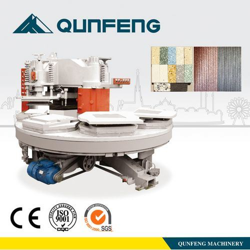 Terrazzo Tile Art Stone Machine Qfy7-50 pictures & photos