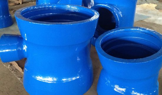 Ductile Cast Iron Pipe Fitting pictures & photos