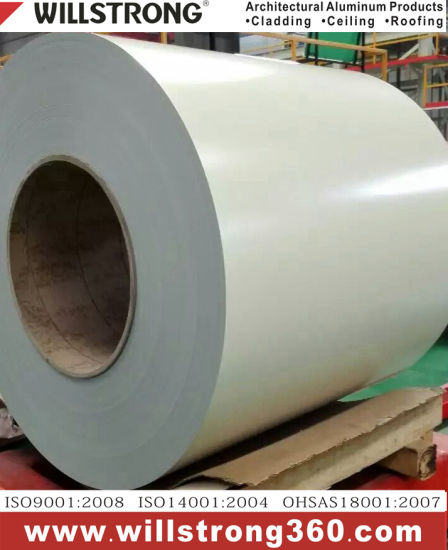 Prepainted Aluminum Coil with Various Color pictures & photos