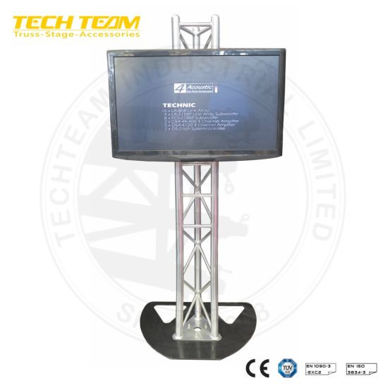 Outdoor Aluminum Portable Truss Tv