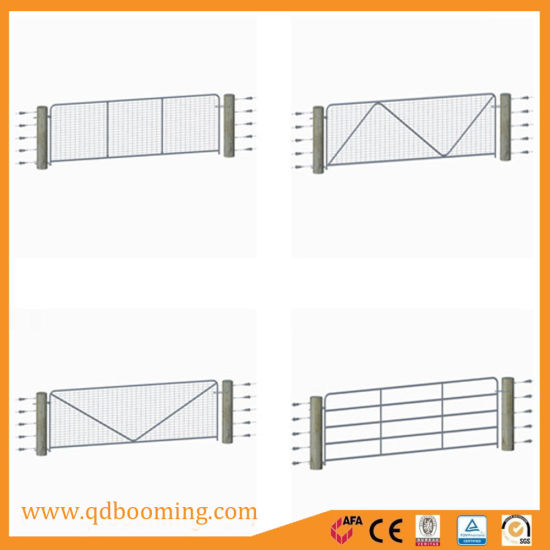 China High Safety Pre-Galvanized Steel Wire I N Stay Farm Mesh ...