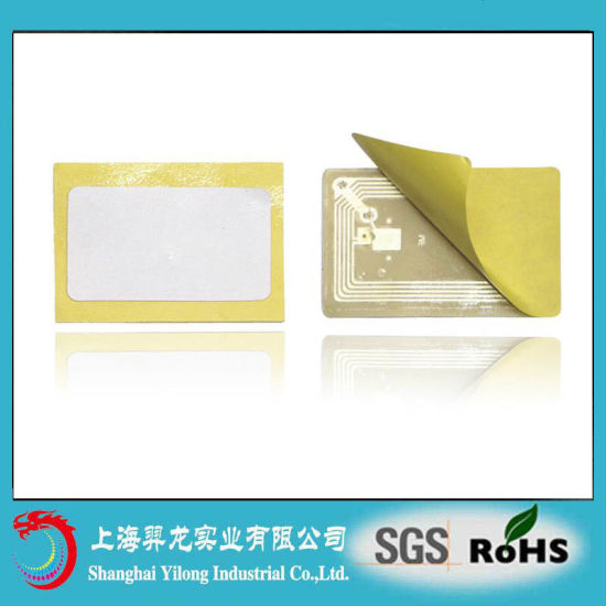 Factory Price Ultra High Frequency EAS Secuity RFID Label for Supply Chain Aand Retail