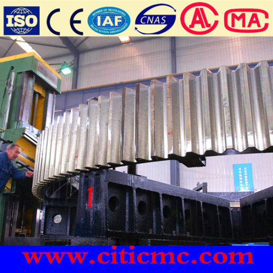 Rotary Kiln Half Girth Gear & Ball Mill Half Girth Gear pictures & photos