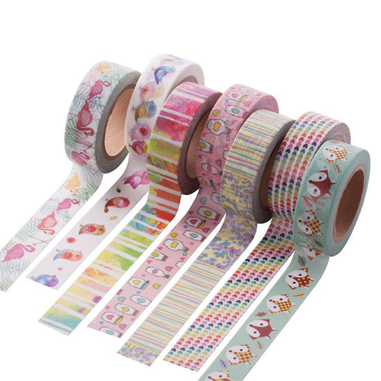 Wholesale Custom Printed Washi Tape pictures & photos