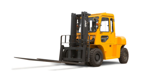 5ton Diesel Forklift with Doube Front Tyres pictures & photos