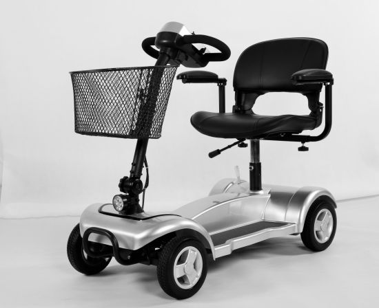 Hot Sale 4-Wheel Travel Mobility Scooter