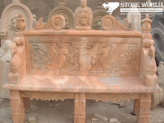 Peachy Antique Stone Marble Garden Bench For Garden Ornament Creativecarmelina Interior Chair Design Creativecarmelinacom