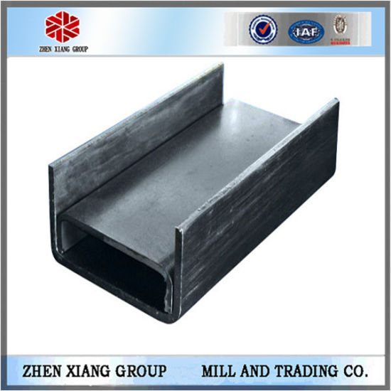 China Building Material Mild Steel Channel Steel For Steel Structure
