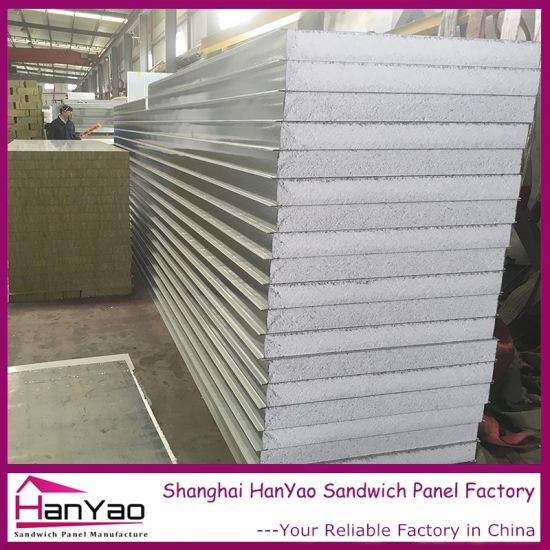 China Expanded Polystyrene Board Eps Sandwich Panel For