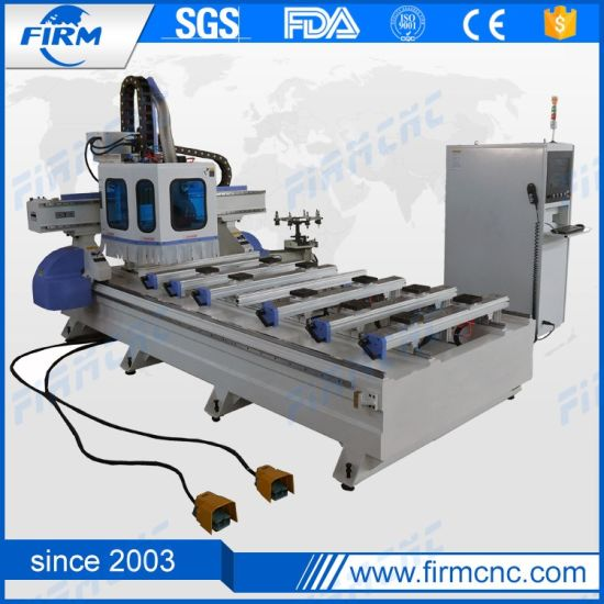 Professional Aluminum Profile Woodworking CNC Router Engraver pictures & photos