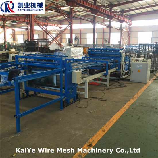 China Factory Direct Sale Steel Wire Mesh Welding Machine