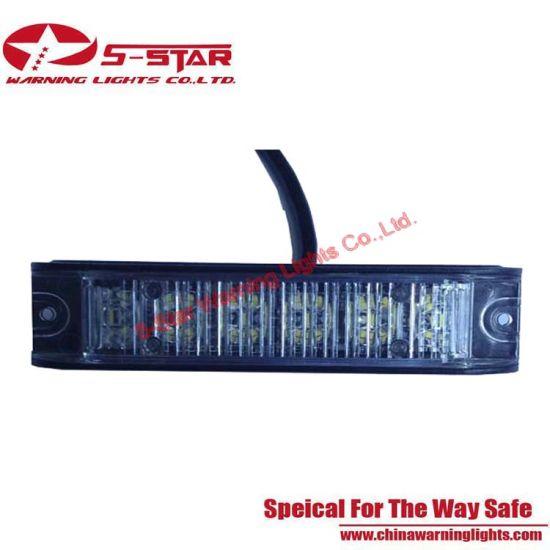 LED Surface Mounting Strobe Flashing Emergency Vehicle Warning Light