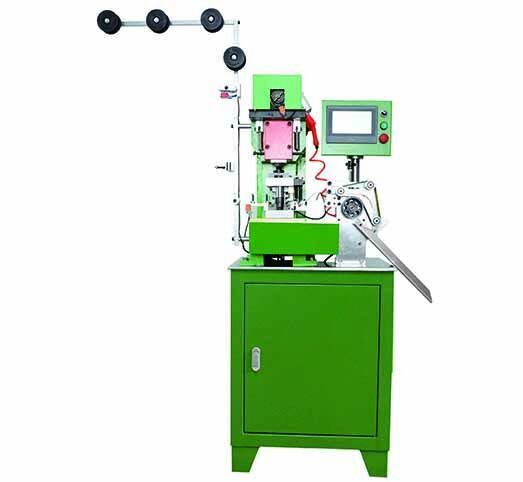 Fully Automatic Metal Zipper Gaping Machine