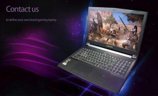 China New Sx-750 Gtx 1060 6GB Gddr5 Barebone Gaming Laptop