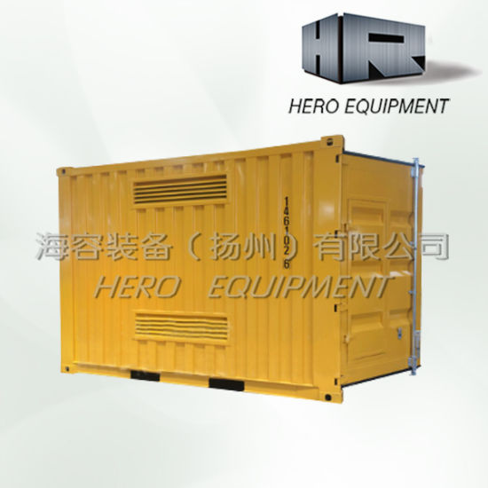 Special Mini Mobile Modular Potable Dangerous Containers