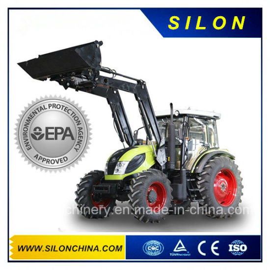 High Quaity Silon Tractor 130HP with EPA 4 Engine for USA and Canada