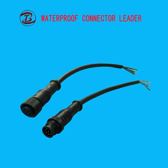 New Technology 2-12 Pin Waterproof Plugs and Sockets
