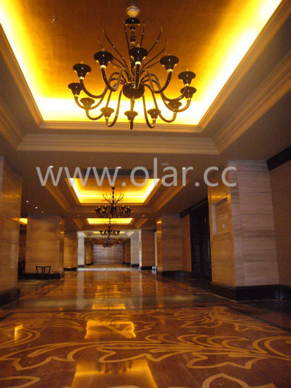 Fiber Cement Board With UV Coating Used In Interior Decoration