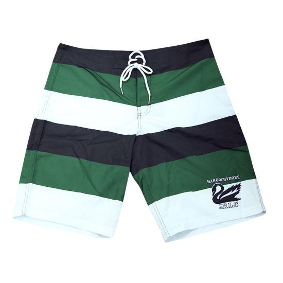 Healong Hot Sale Digital Printing Men's Beach Shorts
