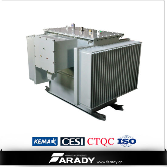 Oil Immersed 10kv Isolation Transformer pictures & photos