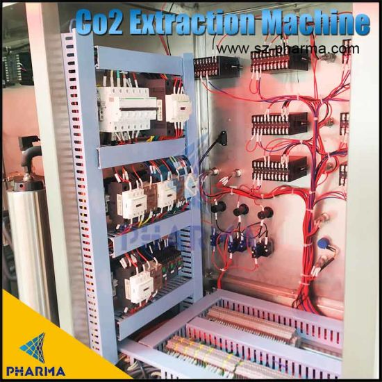 5L+5L Supercritical CO2 Oil Extraction Machine for Herbal Extract