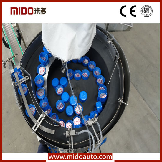 High Stablity Tracking Capping Machine for Liquid Packaging Line pictures & photos