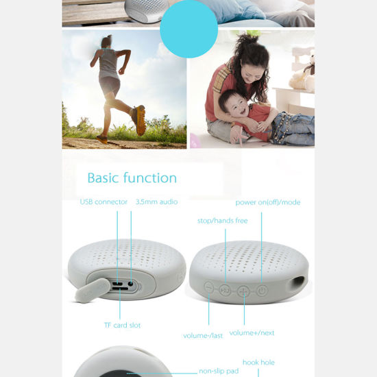 Flat Shape Multimedia Active Bluetooth Loudspeaker pictures & photos