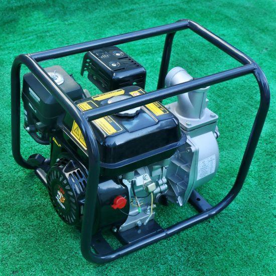 5.5HP Gasoline Motor Agricultural Irrigation Water Pump for Sale