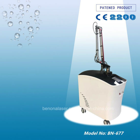 china 2018 newest professional q switched nd yag picosecond laser