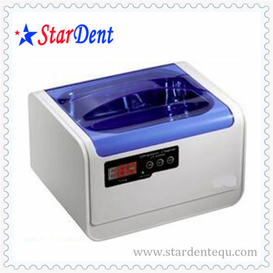 Dental Equipment Ultrasonic Cleaner (1400ml) pictures & photos